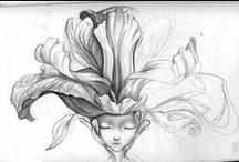 Sketchy Sketchbooks / scribbles, scratches, and doodles.