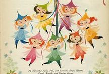 Children's Illustration / modern and vintage artwork made especially for the kiddies.