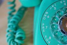 Turquoise, turquoise, turquoise!