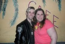 Aaron Carter / all time best celebrity in counter. He is amazing, so sweet and he just loves his fans. / by Amanda Conley