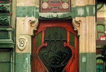 Dreamy Doorsteps