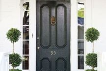 BH - Front Door / by Jess bostonbabymama