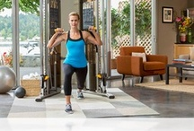 Home Gym Ideas / by Precor