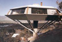 John Lautner / American architect, 1911-1994