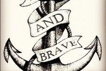 Tattoos<3 / by Kyra Wallace