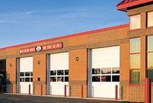 Commercial Sectional Doors / by Overhead Door Garage Doors