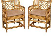 Vintage Rattan Chairs / Vintage rattan chairs