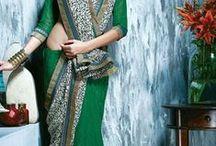 9 yard love / Indian fashion saree ethnic