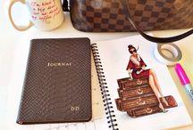 Books, Journals, Office, etc. / #plannernerd