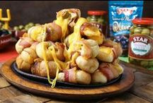 Game Day Food / Tasty appetizers to eat with family and friends when you gather for the BIG GAME. / by STAR Fine Foods