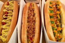 Hot Doggity! / For the love of the Hot Dog!