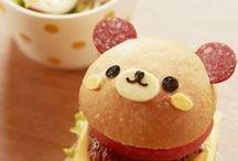 Food - Cute Breads