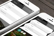 mobile UI inspiration