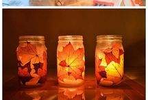 Fall weddings / Autumn is increasingly popular for its cooler weather, cheaper prices, and automatic décor.
