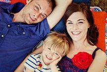 Ensaio Família / Family Portrait session ideas / by Dafne Bastos