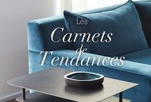Les Carnets de Tendances / Discover what Sarah has done, found and liked each month, in the Carnet de Tendances. To subscribe : bit.ly/carnetsdetendances