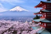 | J A P A N | / Japan inspiration for next trip.