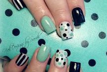 Nail art inspiration / Inspirational nail arts. / by Simona M
