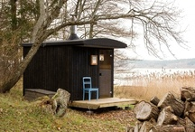Tiny house. / we may or may not live in a tool shed. / by Hannah Crabtree