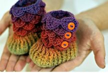 Knitting & Crochetting / by Angela Robinson