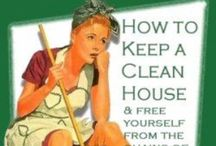 Cleaning Tips / by Angela Robinson
