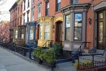 Great City Life - Brownstones / by Star Schell