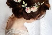 DIY : Bijoux de tête / Head jewelry