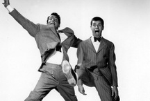 "Martin and Lewis / Martin and Lewis were an American comedy team, comprising singer Dean Martin (as the ""straight man"") and comedian Jerry Lewis as the comedic ""foil"". The pair first met in 1945; their debut as a duo occurred at Atlantic City's 500 Club on July 24/25, 1946."