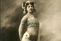 "Mata Hari / Margaretha Geertruida ""Margreet"" Zelle (7 August 1876 - 15 October 1917), better known by the stage name Mata Hari, was a Dutch exotic dancer, courtesan, and accused spy who was executed by firing squad in France under charges of espionage for Germany during World War I."