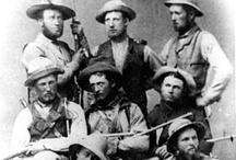 Horsemen / Ol' western times and gun slinging, gold digging pioneers / by Eric 'Cowboy' Trabert