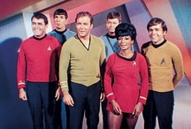 "Star Trek / SPACE: The final frontier. These are the voyages of the Starship Enterprise. Its five-year mission: To explore strange new worlds, to seek out new life and new civilizations, to boldly go where no man has gone before. ""aaaaa aaaaa"""