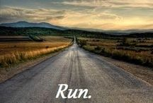 ~Running & Exercise ~ / Inspiration and tips for good runs!  / by Kerry Lynn Ingold