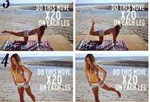 Exercise  / let's move our bodies !!!Exercise, workouts, Yoga and more...Use it or lose it