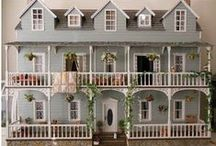 Dollhouses / by Star Schell