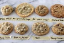 Cookies  / cookies, candy, bars, nuts and fudge