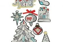 Noël / Christmas / Trouvez de l'inspiration pour donner l'esprit de noël à votre intérieur.Comment décorer une table pour noël? Comment emballer ses cadeaux? Comment décorer sa maison pour noël?