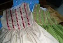 Little Girls dresses  / Dresses for girls between 1 to 5 years old. Hand made in Ecuador. We deliver internationally.