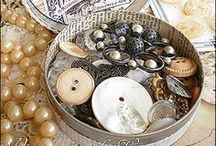 Antique Buttons / by Star Schell