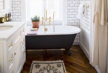 bathroom ideas / by Erin Winters