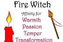 Fire Born Inspiration / Fire Element and Tiger Shifter