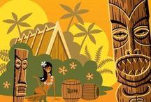 Tiki Culture / by Eric 'Cowboy' Trabert