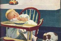 Vintage Baby and Childhood Memories / by Lisa Jordan