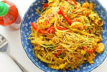 Asian Inspired / Asian Inspired dishes