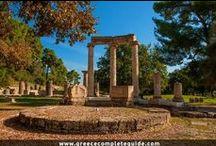 Monuments - Μνημεία / Monuments in Greece - Μνημεία στην Ελλάδα