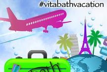 Vitabath Vacation / Traveling? Take Vitabath with you - we have your favorite fragrances in travel sizes: http://www.myvitabath.com/travel-sizes/