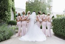 Bridesmaids / bridesmaids dresses, wedding flowers inspiration, English weddings, weddings, wedding photography