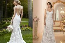 Sexy Wedding Dresses / Sexy wedding dresses with low backs! / by Raffiné Bridal and Formal Wear