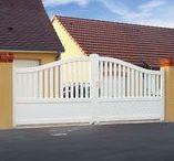 Collection Classique - Contemporaine Alumax / Découvrez notre gamme de portails et clôtures Contemporaine Alumax chez SIB