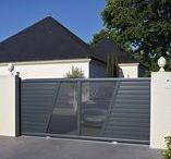 Collection Moderne - Contemporaine & Citadine Design / Découvrez la gamme de portails et clôtures Contemporaine & Citadine Design chez SIB