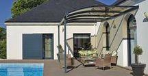 Carport & Abri de terrasse / Profitez d'un espace vie supplémentaire ou protégez vos véhicules avec nos abris de terrasse et carports!